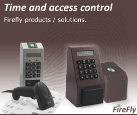 Time & access control